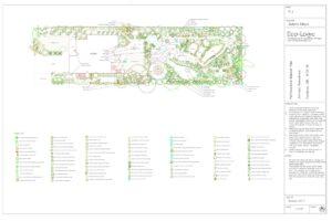 Image: an urban landscape design example.