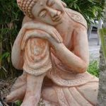 image: body language of concrete garden statues inspires.