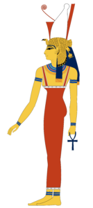 image: a anthropomorphized depiction of the NeTeR Mut