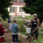 image: local mystical garden workshop