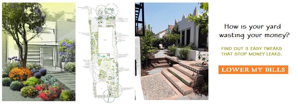 image: residential landscape design