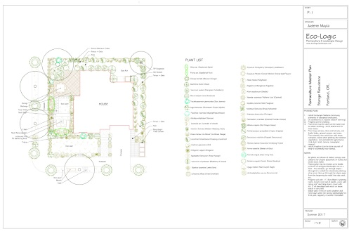 image: Landscaping Portland Oregon - a permaculture master plan example