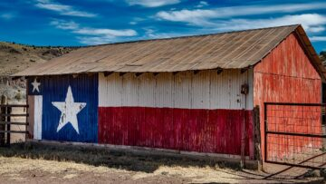 image: West Texas permaculture